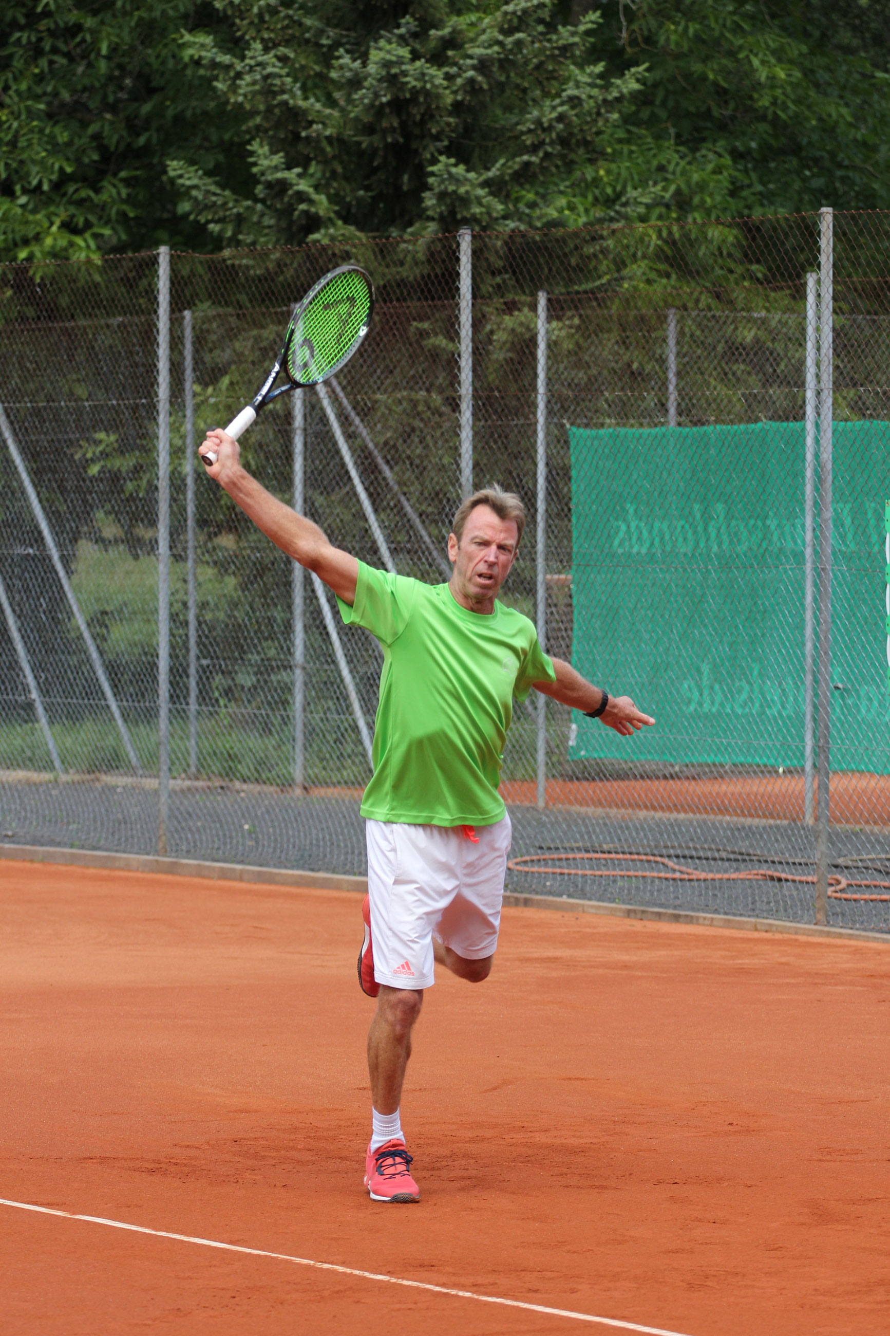 Terry Deeth Trainer Tennisclub Sigmaringen
