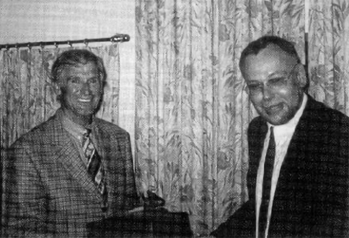 Otto Zwiebel Ehrenmitglied Tennisclub Sigmaringen