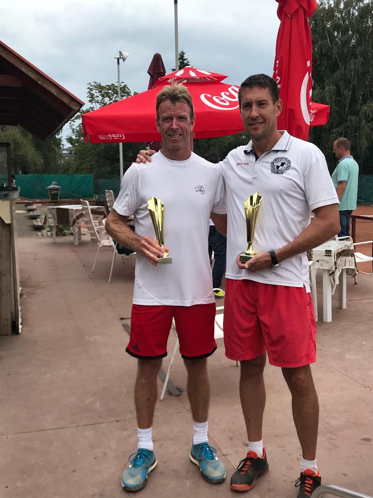 Tennisclub Sigmaringen Herren aktiv