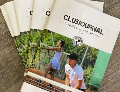 Das Clubjournal 2021 ist da!